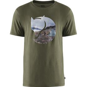 Fjällräven Gädgaureh '78 T-Shirt Homme, green